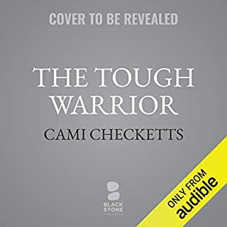 The Tough Warrior audiobook cover art
