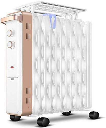SCLTQ Calefactor eléctrico para camping, calefactor eléctrico para electrodomésticos, oficina, calefacción rápida, 800 W, 1200 W, 2000 W, 3 velocidades