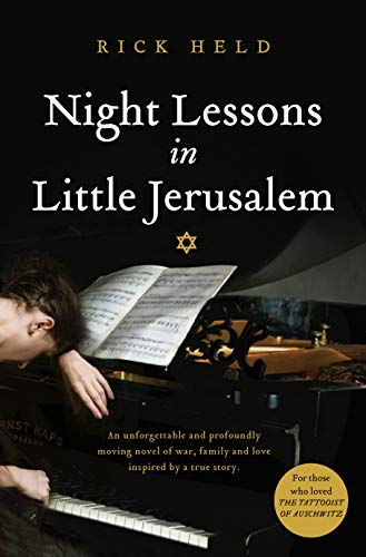 Night Lessons in Little Jerusalem (English Edition)