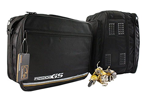 made4bikers Promotion-Bag: Koffer Innentaschen passend für BMW R1200GS-LC R1200 GS LC ab Bj. 2013