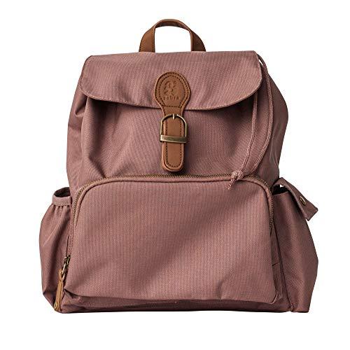Sebra Mini Rucksack,, Farbe:Dunkelrot