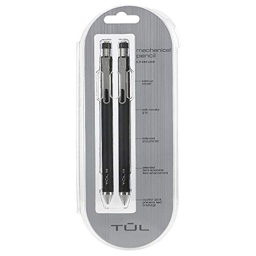 TUL 0.5mm Mechanical Pencils (2-Count)