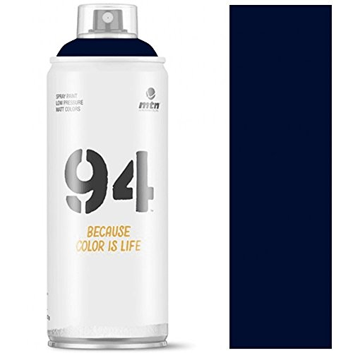 Pintura en spray MTN 94 RV-5013 Azul Marino 400ml