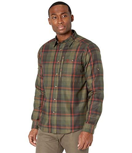 FJÄLLRÄVEN Fjällglim Shirt M T-Shirt à Manches Longues Homme Laurel Green FR : XL (Taille Fabricant : XL)