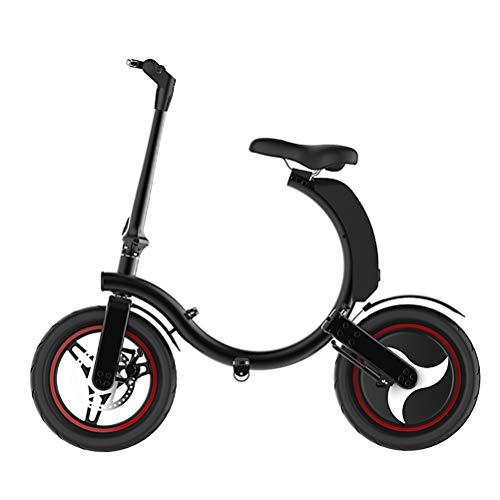 ANYWN Marktneuheit 2019 !!! Faltbar Faltrad Ebike E-Bike Klapprad E-Klapprad Electric Bike Foldable E-Bike Cityrad CityBike Straßenzulassung Verkehrssicher Camping Bike Unisex,Endurance18KM