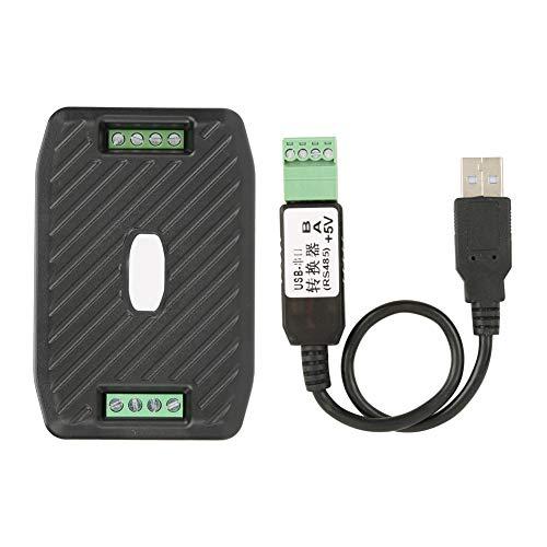 Voltímetro de corriente continua de energía, medidor de consumo de energía, módulo de energía CC para la industria, amperímetro, módulo de voltímetro (PZEM-003 + USB a 485 modos).
