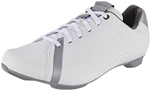 Shimano Mujer RT4W SPD Shoes Zapato de Ciclismo - Blanco, EU 40