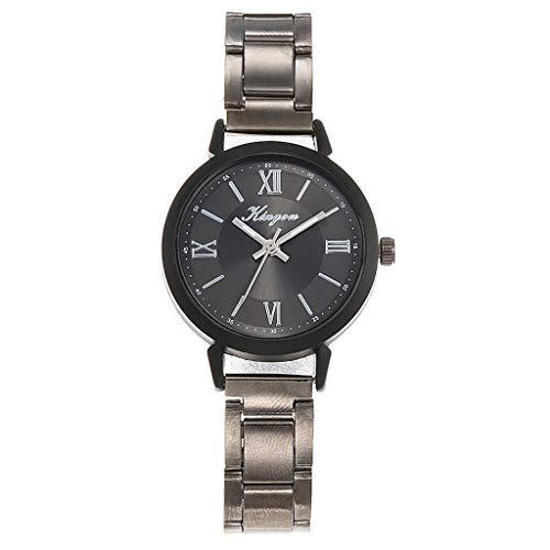 Damen Armbanduhr Luotuo Frauen Uhren Wasserdicht Analog Quarz Edelstahl Armbanduhr Damen Mädchen Mode Elegant Beiläufig Kleid Uhr Schlank Einfachheit Geschäft Watch