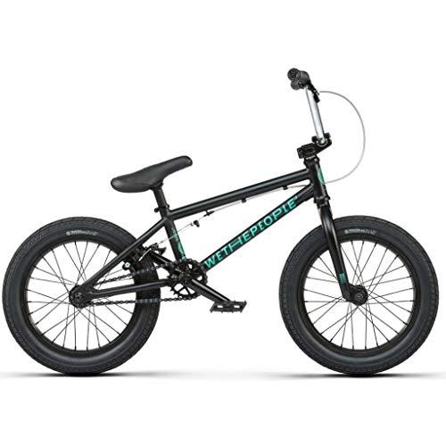 Wethepeople Seed Bicicleta BMX completa de 16 pulgadas