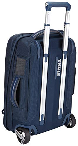 Thule TCRU115DB Crossover Rolling Carry On Bag - Dark Blue