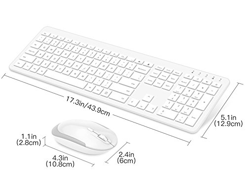 Computer Memory Foam Keyboard Wrist Carpal Rest Pad fosa Gaming Wrist Pad//Rest Home Mac for Easy Typing /& Pain Relief Durable /& Comfortable Ergonomic Support Office Laptop