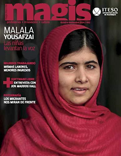 Malala Yousafzai. Las niñas levantan la voz (Magis 442) (Spanish Edition)
