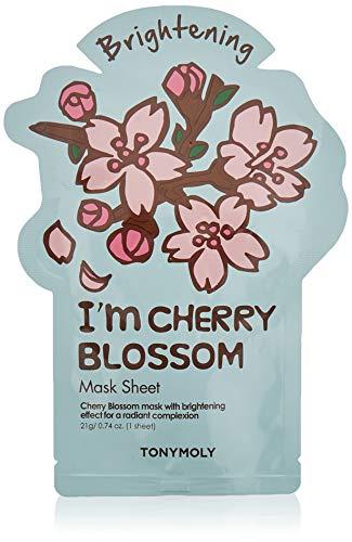 Tonymoly I Am Cherryblossom Sheet Mask - 34 Gr