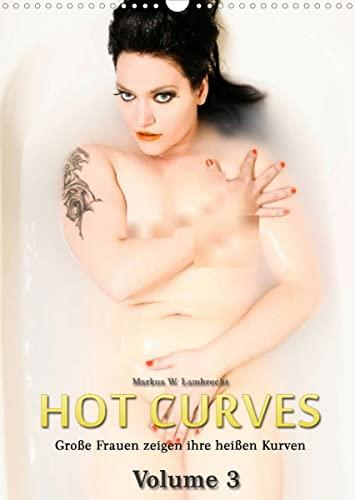 Hot Curves Volume 3 (Wandkalender 2022 DIN A3 hoch)