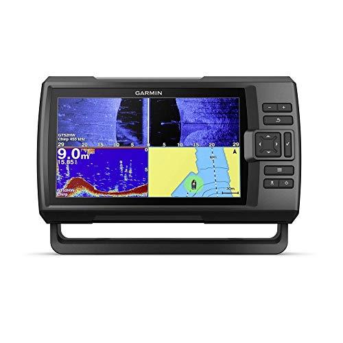 Garmin Garmin Striker Plus 9sv 0753759184377 - Localizador GPS con Pantalla de 9 Pulgadas, Color Negro