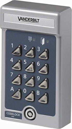 Vanderbilt Codeschloss V-42 Funktionsmodul für Türkommunikation 4025515469018