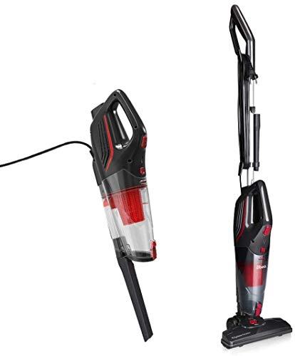 dibea Upright Stick Vacuum Cleaner 2 in 1,Handheld Corded Lightweight...