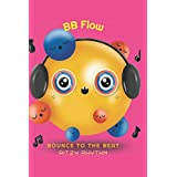 FLOW LO bounce to the music Ritzy Rhythm Gratitude Thank you Joy: Fun Music Singing Bubble Gratitude Lined Notebook to express joy and thankfulness for work, school, college, office, university