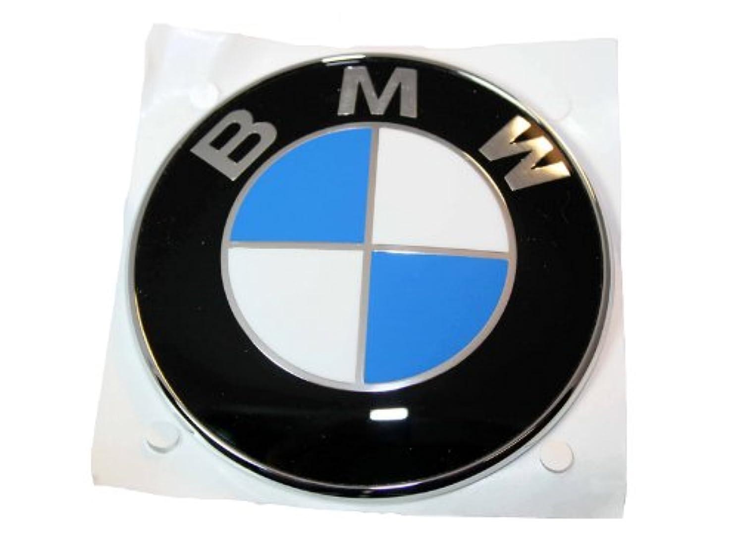 最愛の好奇心盛暴力BMW純正部品(ドイツ直輸入) 78mm エンブレム (Z3サイド、Z3 E31 E53 E65 E66 E67リア) 51141970248