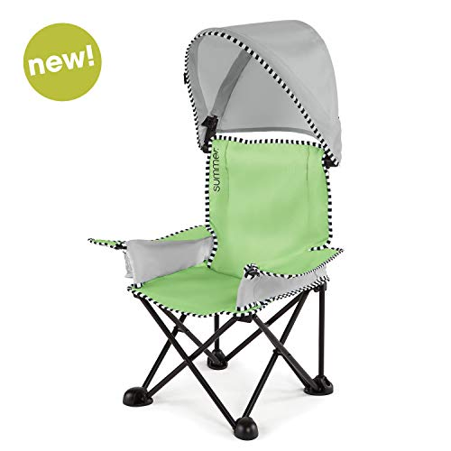 Summer Pop 'n Sit SE Big Kid Chair (Sweetlife Edition), Green Apple