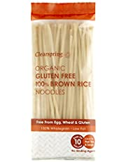 Clearspring   Brown Rice Noodles - GF   6 x 200g