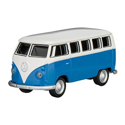 REFLECTS USB-Speicherstick VW Bus T1 1:72 Blue 16GB Farbe blau