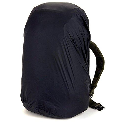 Snugpak Aquacover 92149 Housse imperméable pour sac à dos et sac à dos Noir 100 l