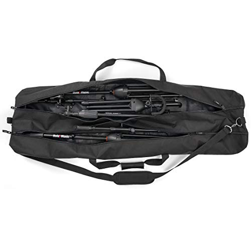 Our #2 Pick is the Hola! Music Microphone Stand Gig Bag
