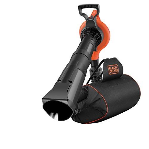 Black+Decker GW3031BP 3000W 418kmh - Soplador de hojas (Handheld blower, Corriente alterna, 3000 W, 418 kmh, 206 kmh, 418 kmh)