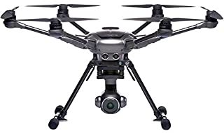 Yuneec Typhoon H Plus Hexacopter with ST16S Smart Controller, 1-Inch Sensor 4K Camera, Intel RealSense Technology, Travel ...