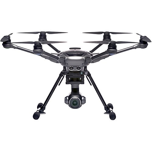 One of the best hobby drones with camera - the Yuneec Typhoon H