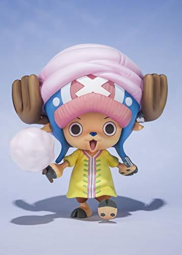 BANDAI Tony Chopper Whole Cake Island Version Figura 7 Cm One Piece Figuarts Zero, Multicolor (BDIOP550170)