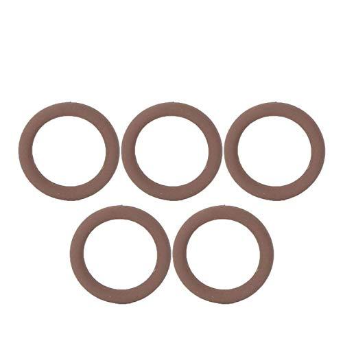 Cilindro de buceo Válvula Junta tórica Estable Buena estanqueidad al aire Equipo de buceo de buceo importado, para diferentes necesidades, para equipo de cámara(9.25 * 1.78)
