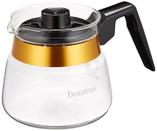 bonmac ボンマック コーヒー サーバー 3杯用 500ml CS-3#814400