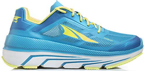 ALTRA Women's Duo Road Running Shoe, Blue - 10 M US