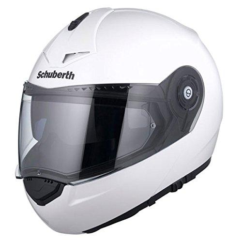 Schuberth C3 Pro Casco blanco XL