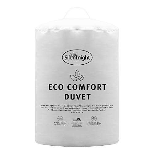 Silentnight Eco Comfort Duvet, 13.5 tog, Double