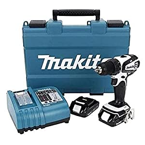 Makita LXFD01CW 18-Volt Compact Lithium-Ion Cordless 1/2-Inch Driver-Drill Kit from Makita