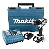 Makita LXFD01CW 18-Volt Compact Lithium-Ion Cordless 1/2-Inch Driver-Drill Kit