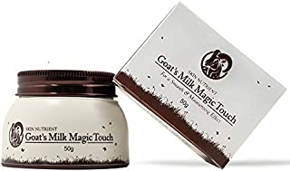 Australian Skin Nutrient Goat Milk Magic Touch cream, makes your skin feeling softer, smoother and more radiant and enhanc...