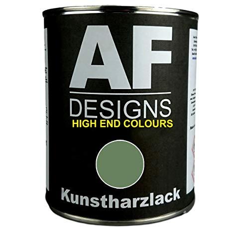 Alex Flittner Designs 1 Liter Kunstharzlack für Hatz RESEDAGRÜN = T16 LKW NFZ Lack Landmaschine seidenmatt