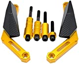 Sliders Marco Marco Protector Anti-Caer para Yamaha MT09 2013-2020 MT-09 Tracer 2014-2020 Tracer 900 GT 2018-2020 XSR900 2015-2020 XSR900 Abarth 2017-2020 Oro