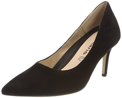 Tamaris Damen 22484 Pumps, Schwarz (Black 001), 38 EU