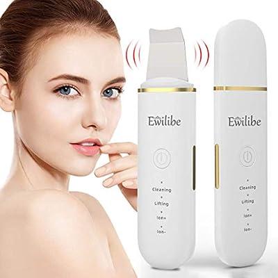 Ewilibe Ultraschallpeelinggerät Mitesserentferner Skin