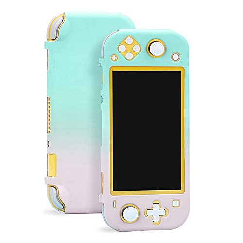 Sunooma Switch Lite, carcasa rígida protectora, colorida, carcasa rígida para Nintendo Switch Lite 2019