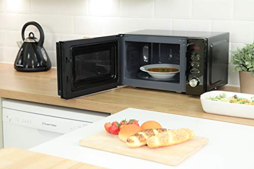 Russell Hobbs RHM2076B 20L Digital 800 W Solo Microwave Black