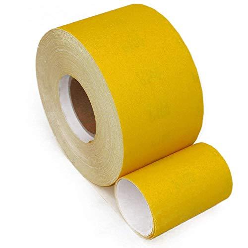Schleifpapier Eckra 1 Rolle Yellow 115 mm x 50 m P 120