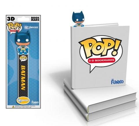 BATMAN POP DC Comics 3D Bookmark
