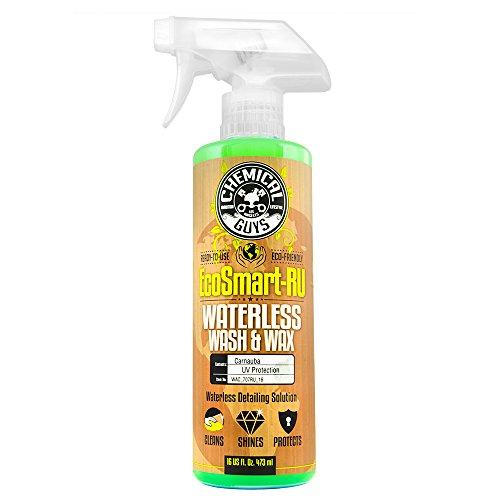 Chemical Guys WAC_707RU_16 EcoSmart-RU gebrauchsfertiges wasserloses Autowasch- und Wachs, 473 ml