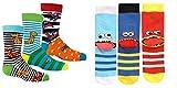 C&C KIDS Kinder Socken,6 Pack,27/30,Lustige Tiere/Jungen